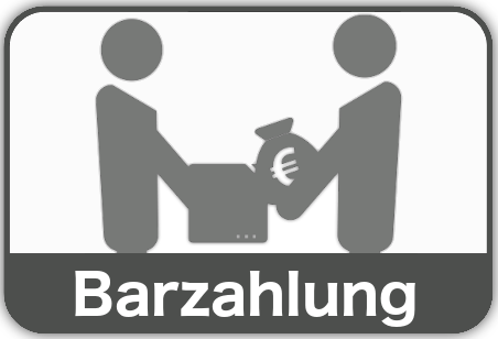 Abholung-Barzahlung